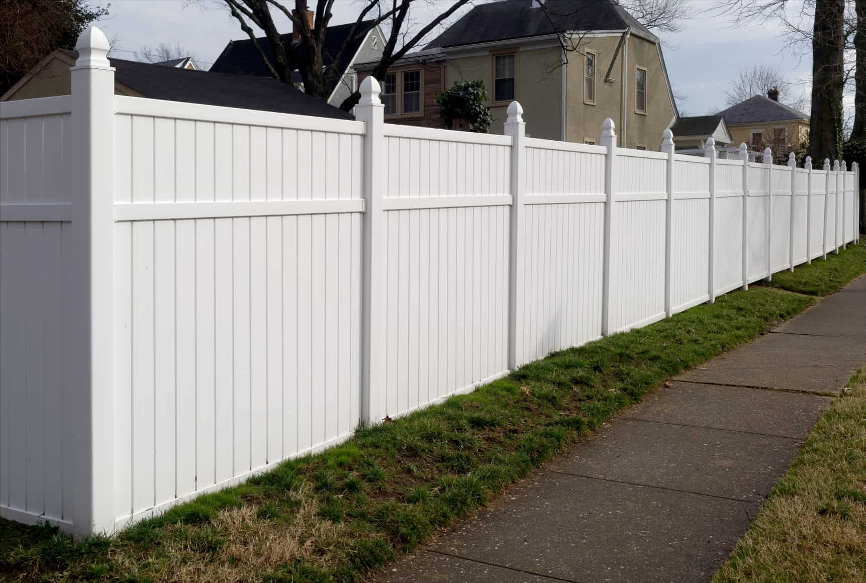 What is Vinyl Fencing?